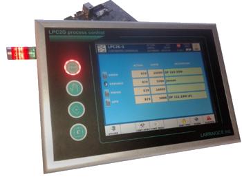 LPC2G Control de procesos de deformación
