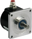 Encóders incrementales con conector M12, REC