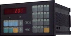 Posicionadores mono-eje CM76