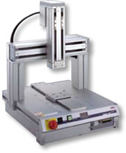 Robot cartesiano de sobremesa de IAI
