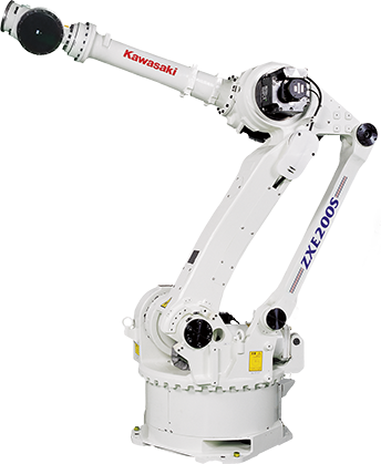 Robot Kawasaki CX grandes cargas