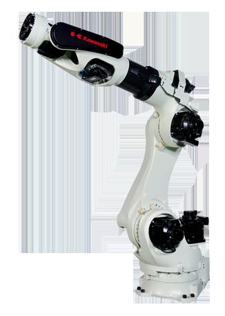 Robot soldadura por puntos de Kawasaki