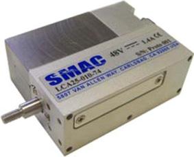 Actuador lineal de vástago Smac