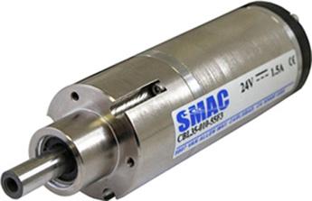 Actuadores lineales de vástago Smac