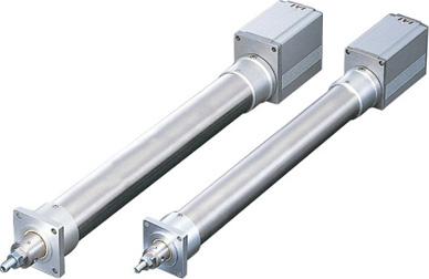 Actuador eléctrico IAI serie ERC2