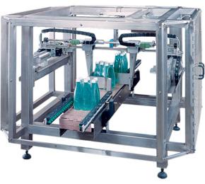 Maquina para envasado automático a base de actuadores eléctricos LinMot