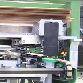 MAquinaria para perfilado de madera