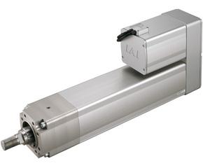 Actuador eléctrico de la serie RoboCylinder fabricado por IAI