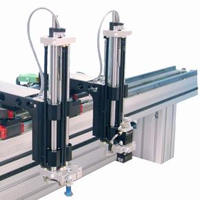 Maquinaria de procesado de madera