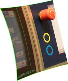 Dispositivos HMI fabricados por LArraioz Elektronika