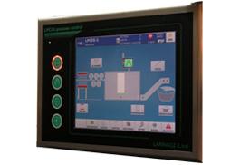 Equipo HMI de Larraioz Elektronika