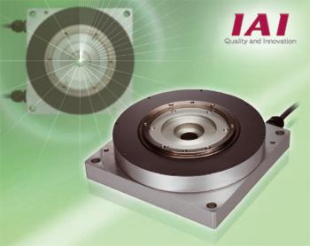 Actuador rotativo IAI con motor Direct Drive