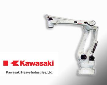 Robot kawasaki de paletizado CP