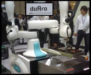 Robot DuAro