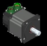SLM/SLG servo motor brushless