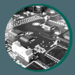 Departamento de ingeniería en Larraioz Elektronika