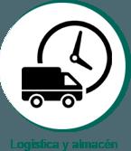 Imagen logística y almacén Larraioz Elektronika