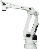 Robots de paletizado