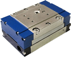 Actuador lineal de corredera Smac Larraioz Elektronika