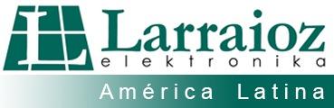 Larraioz Elektronika América Latina logo