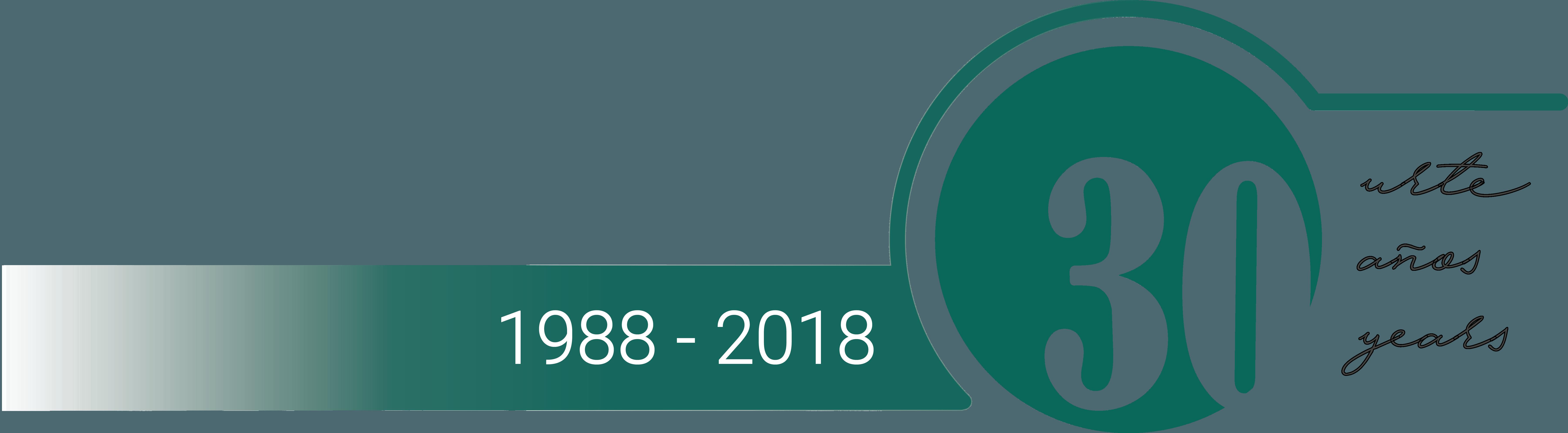 logo 30 aniversario larraioz elektronika
