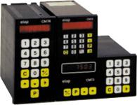 Posicionadores multi-funcionales mono-eje CM72, CM73 y CM74
