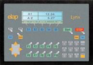 Controlador de 1 a 2 ejes Lynx