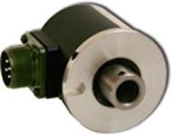 Encoders incrementales de eje hueco E400, E410, E430 y E470
