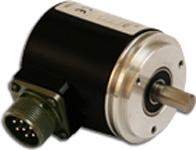 Encoders incrementales de brida redonda E520