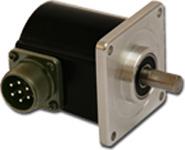 Encoders incrementales de brida cuadrada E620