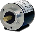 Encoders incrementales con disco de cristal REV