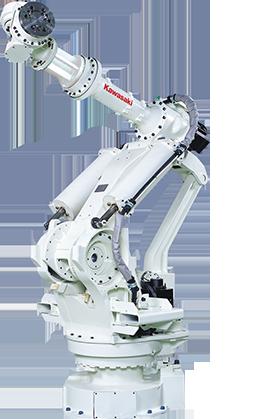 Robot cargas extra grandes de Kawasaki