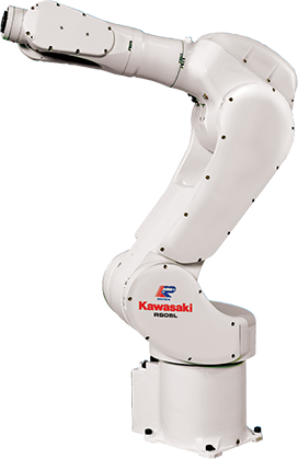 Robot Kawasaki pequeñas cargas