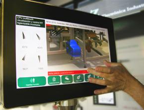 HIPC: Hygienic Industrial Panel Controller de A&R