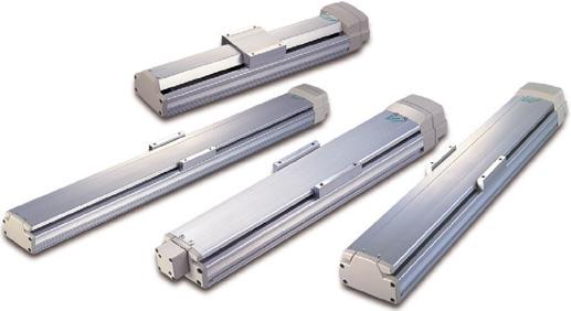 Actuadores eléctricos IAI serie ISA2