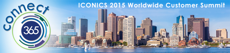 Anuncio del Iconics Wordwide Customer Summit 2015