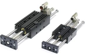 Actuadores eléctricos LinMot
