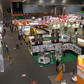 Larraioz Elektronika participará por oncena vez consecutiva en la Bienal de Máquina de Herramienta