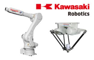 Productos de Kawasaki robotics