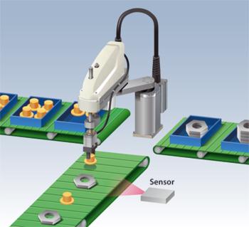 Robot IXP, un novedoso concepto de robótica Scara con motorización paso a paso