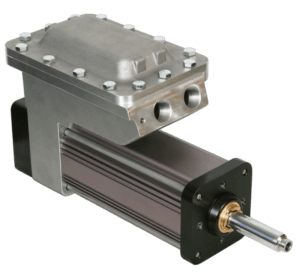 EL Explosion proof linear actuators Larraioz Elektronika