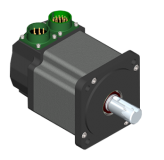 SLM/SLG series brushless servo motor