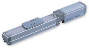 Actuador eléctrico lineal de corredera de IAI Larraioz Elektronika