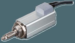 Actuador eléctrico de vástago Larraioz Elektronika