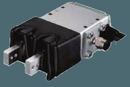 Actuador eléctrico para salas blancas Larraioz Elektronika