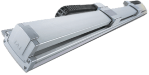 Robot lineal NS con tuerca rotativa de IAI Larraioz Elektronika