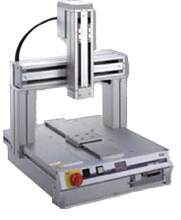 Robot sobremesa TT de IAI Larraioz Elektronika