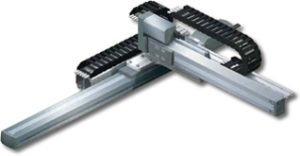 Robots cartesianos serie IK de IAI Larraioz Elektronika