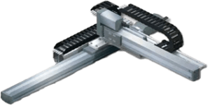 Robot cartesiano de IAI Larraioz Elektronika