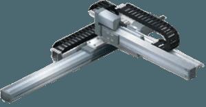 Robot cartesiano serie IK de IAI Larraioz Elektronika